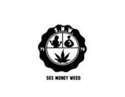 S.M.W. 75 78 SEX MONEY WEED