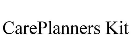 CAREPLANNERS KIT