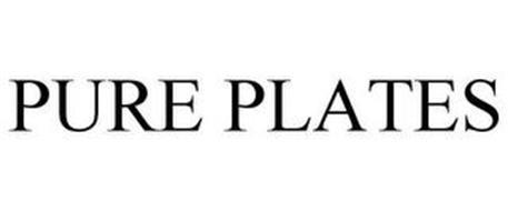 PURE PLATES