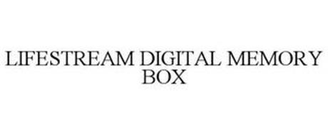 LIFESTREAM DIGITAL MEMORY BOX