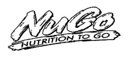 NUGO NUTRITION TO GO