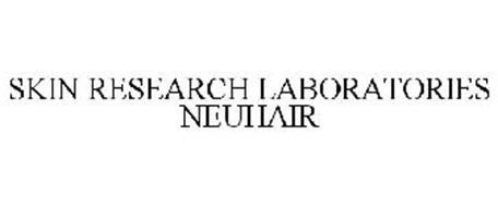 SKIN RESEARCH LABORATORIES NEUHAIR
