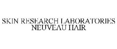 SKIN RESEARCH LABORATORIES NEUVEAUHAIR