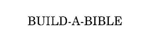 BUILD-A-BIBLE