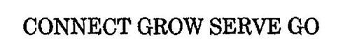 CONNECT GROW SERVE GO