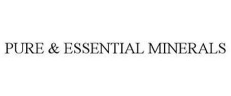 PURE & ESSENTIAL MINERALS