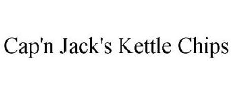 CAP'N JACK'S KETTLE CHIPS