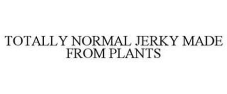 TOTALLY NORMAL JERKY MADE FROM PLANTS