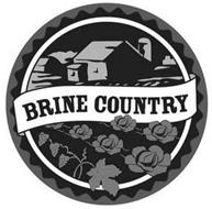 BRINE COUNTRY