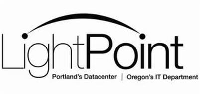 LIGHTPOINT PORTLAND'S DATACENTER | OREGON'S IT DEPARTMENT