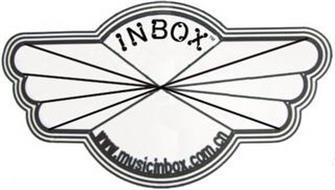 INBOX WWW.MUSICINBOX.COM.CN