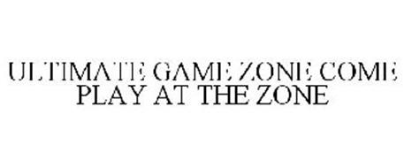 ULTIMATE GAME ZONE COME PLAY AT THE ZONE