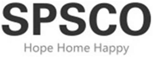 SPSCO HOPE HOME HAPPY