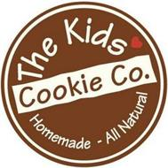 THE KIDS COOKIE CO. HOMEMADE - ALL NATURAL