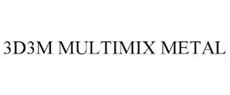3D3M MULTIMIX METAL