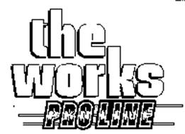 THE WORKS PRO LINE