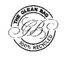 THE GLEAN BAG 100% RECYCLED GB