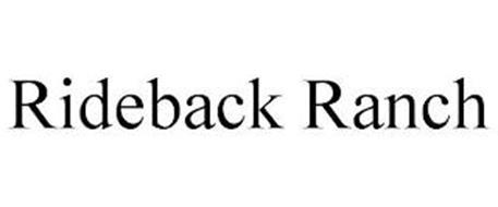 RIDEBACK RANCH