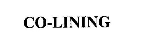 CO-LINING
