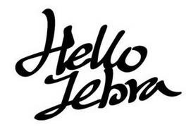 HELLOZEBRA