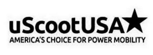 USCOOTUSA AMERICA'S CHOICE FOR POWER MOBILITY