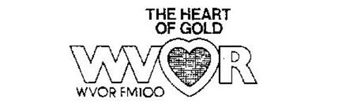 THE HEART OF GOLD WVOR FM100