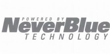 POWERED BY NEVERBLUE TECHNOLOGY