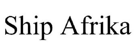 SHIP AFRIKA