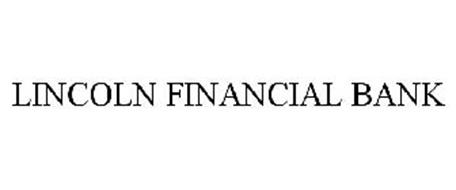Lincoln Financial Bank Trademark Of Lincoln National