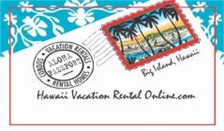 HAWAII VACATION RENTAL ONLINE.COM