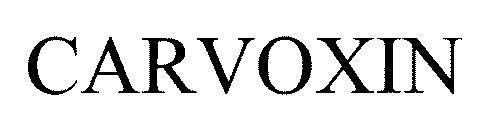 CARVOXIN