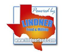 POWERED BY LINDNER FEED & MILLING WWW.LINDNERFEED.COM