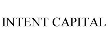 INTENT CAPITAL