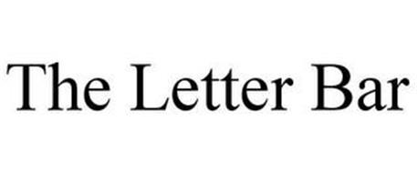 THE LETTER BAR