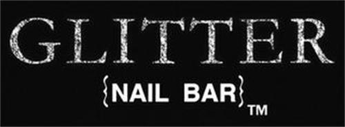 GLITTER NAIL BAR