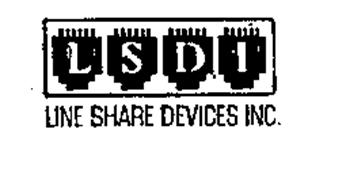 L S D I LINE SHARE DEVICES INC.