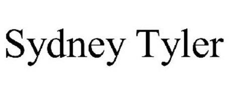 SYDNEY TYLER