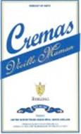CREMAS VIEILLE MAMAN PRODUCT OF HAITI CREMAS VIEILLE MAMAN BERLING. 12% ALC./VOL 700 ML AGITER SERVIR FRAIS/SHAKE WELL SERVE CHILLED PRODUCED & BOTTLED BY BERLING S.A. LABOULE 12 RUE JANE BARBANCOURT, PETION-VILLE HAITI