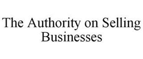 THE AUTHORITY ON SELLING BUSINESSES