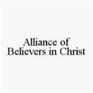 ALLIANCE OF BELIEVERS IN CHRIST