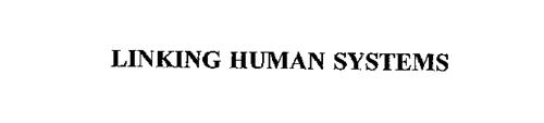 LINKING HUMAN SYSTEMS