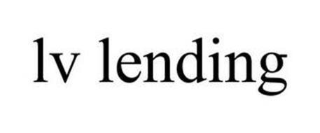 LV LENDING