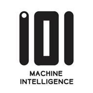 101 MACHINE INTELLIGENCE