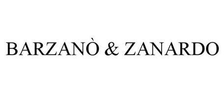 BARZANÒ & ZANARDO