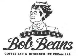 PROFESSOR BOB BEANS COFFEE BAR & NITROGEN ICE CREAM LAB