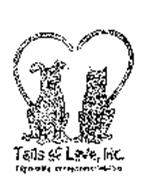 TAILS OF LOVE, INC. EXPRESSING OUR PETS PERSONALITIES!