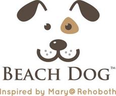 BEACH DOG INSPIRED BY MARY@REHOBOTH