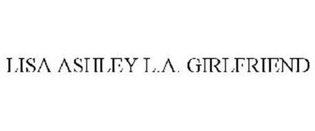 LISA ASHLEY L.A. GIRLFRIEND