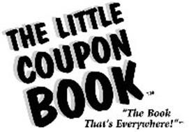 """THE LITTLE COUPON BOOK """"THE BOOK THAT'S EVERYWHERE!"""""""