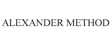 ALEXANDER METHOD